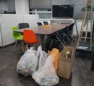 논현동 사무실정기청소
