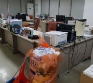 신사동 사무실정기청소